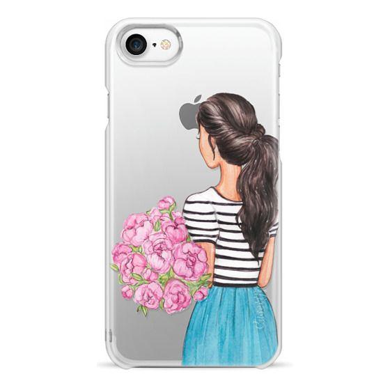 iPhone 7 Cases - Brunette