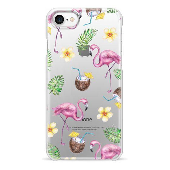 """iPhone 7 Cases - """"Flamingo"""""""