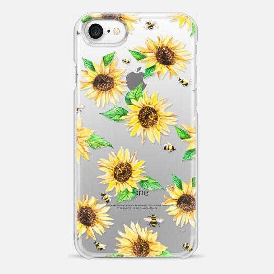 sunflower - Snap Case