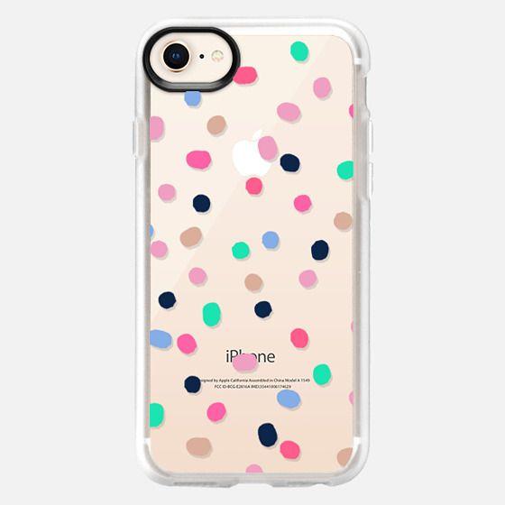 Confetti Dots - Snap Case