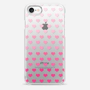 iPhone 7 Case Ombre Hearts