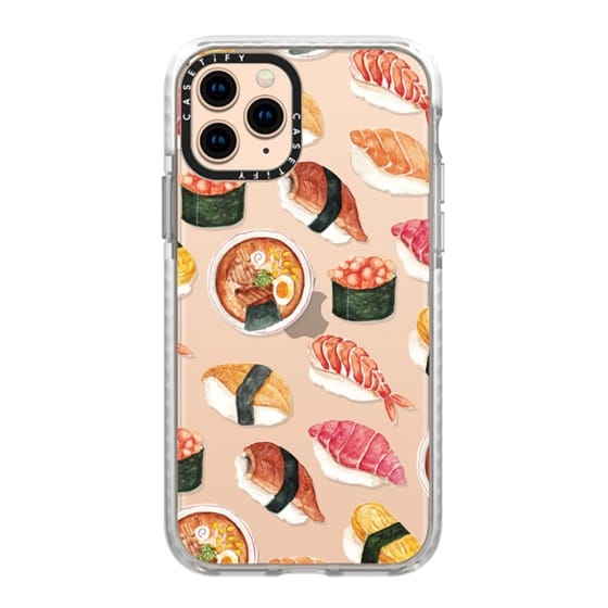 iPhone 11 Pro Cases - Watercolor Sushi