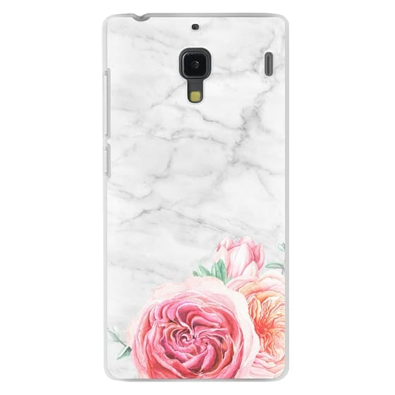 Redmi 1s Cases - MARBLE + FLORAL