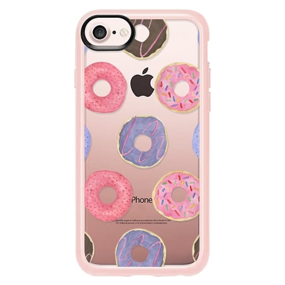 iPhone 6s Cases - Donut Pattern