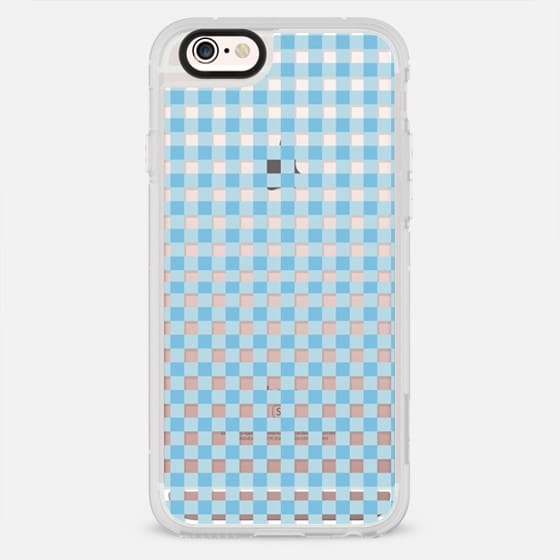 Dorothy - Blue Checkered