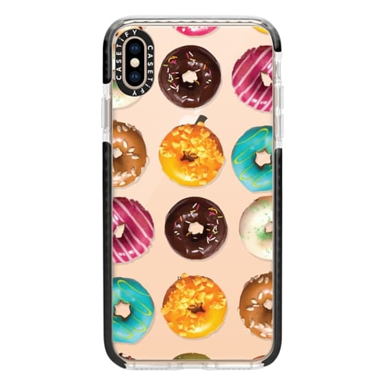 iPhone XS Max Cases - I Donut Care
