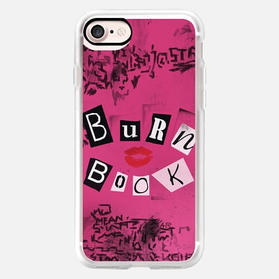 Burn Book from the movie Mean Girls -