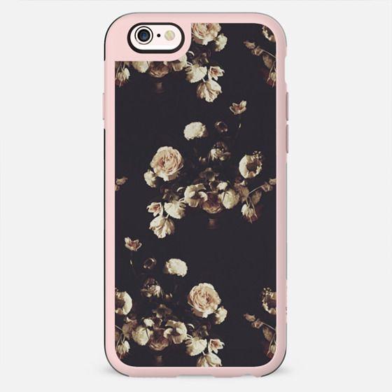 Antique Floral - New Standard Case