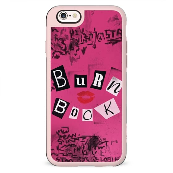 Burn Book from the movie Mean Girls