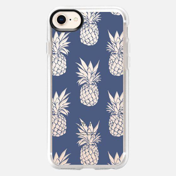 Pineapple Blues - Snap Case