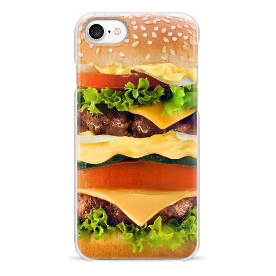 iPhone 7 Cases - Burger