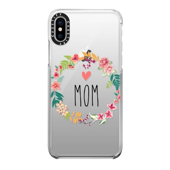 iPhone X Cases - Mom