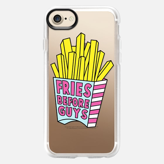 More Fries Before Guys - Wallet Case