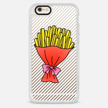 iPhone 6 Case Fries Bouquet