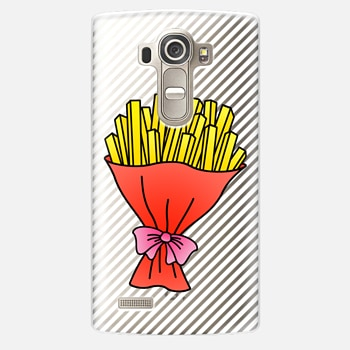 LG G4 Case Fries Bouquet