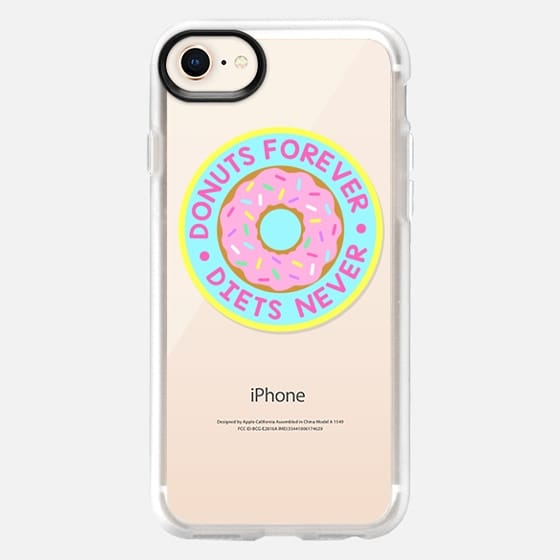 Donuts Forever - Snap Case