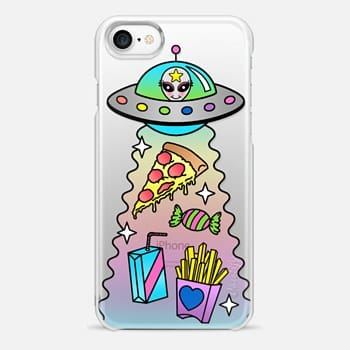 iPhone 7 Case Space Food