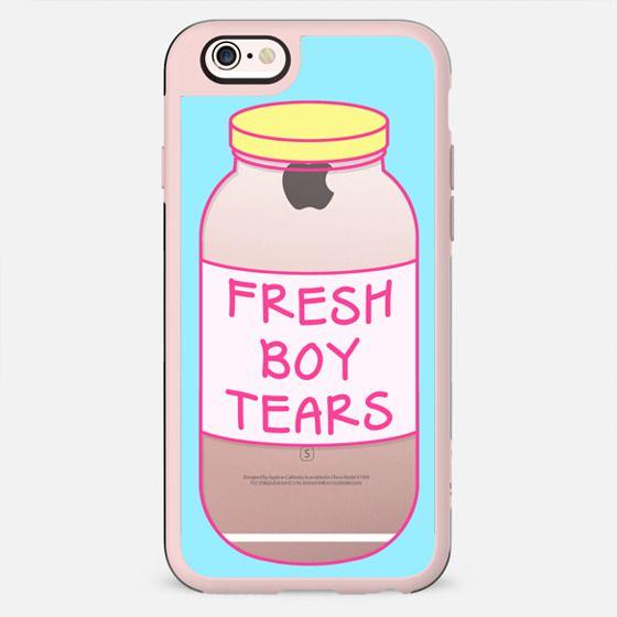 Fresh Boy Tears - New Standard Case