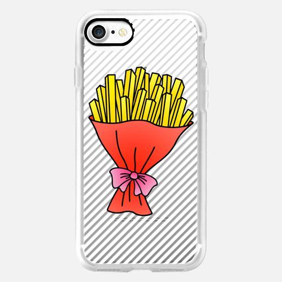 Fries Bouquet - Snap Case