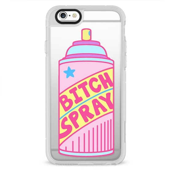 iPhone 6s Cases - Bitch Spray