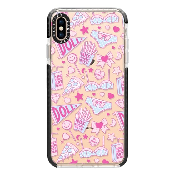 iPhone XS Max Cases - Girl Power