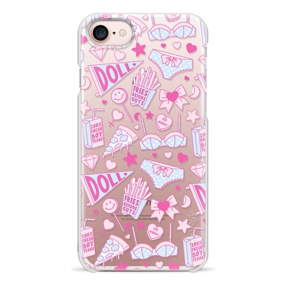 iPhone 7 Cases - Girl Power