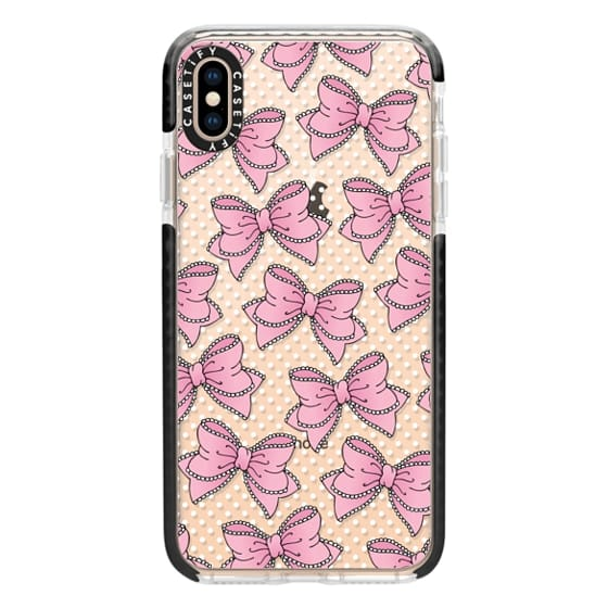 iPhone XS Max Cases - Lacy Bow