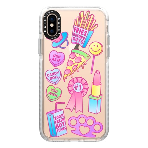 iPhone XS Cases - Girl Power