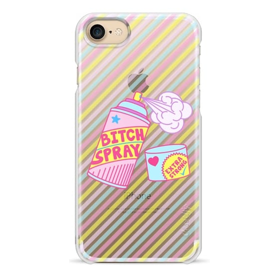iPhone 7 Cases - Bitch Spray - Extra Strong