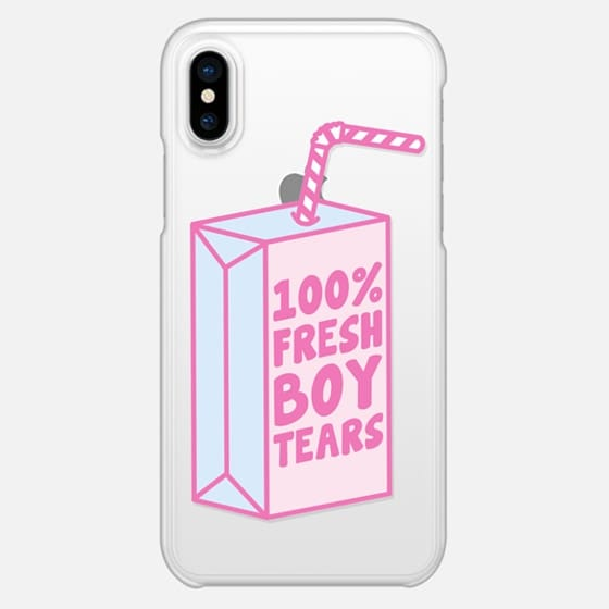 Fresh Boy Tears - Snap Case