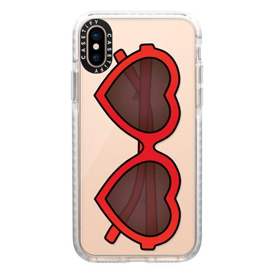 iPhone XS Cases - Sunglasses
