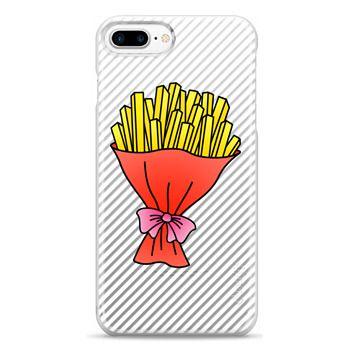 Snap iPhone 7 Plus Case - Fries Bouquet