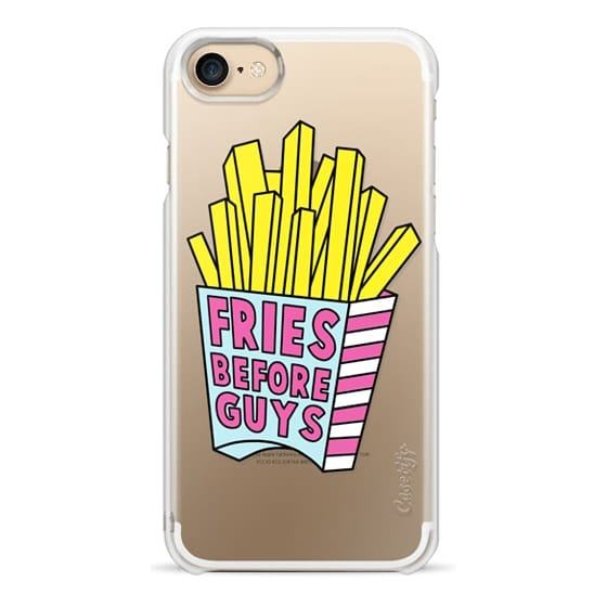 iPhone 7 Cases - More Fries Before Guys