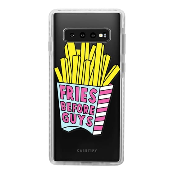 Samsung Galaxy S10 Cases - More Fries Before Guys