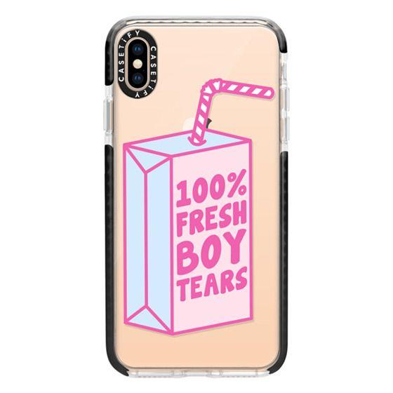 iPhone XS Max Cases - Fresh Boy Tears