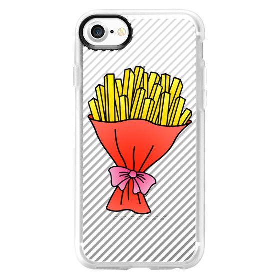 iPhone 7 Cases - Fries Bouquet