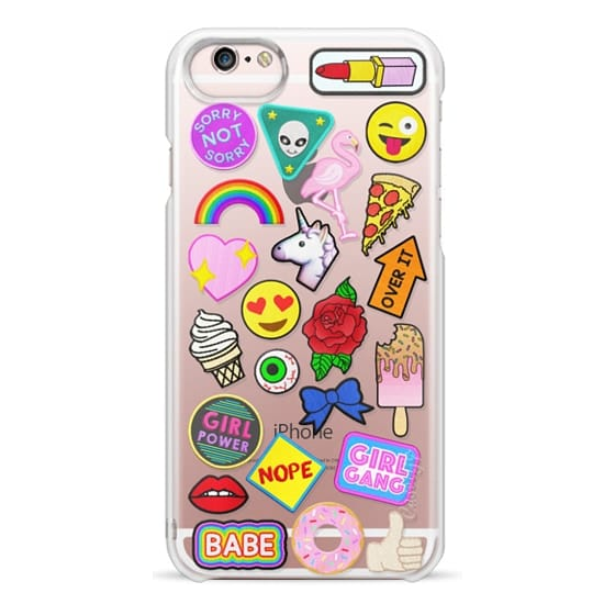 iPhone 6s Cases - Patch Collection
