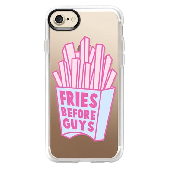 iPhone 7 Cases - Fries Before Guys