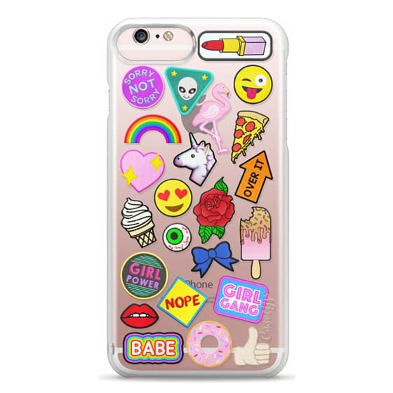 iPhone 6s Plus Cases - Patch Collection