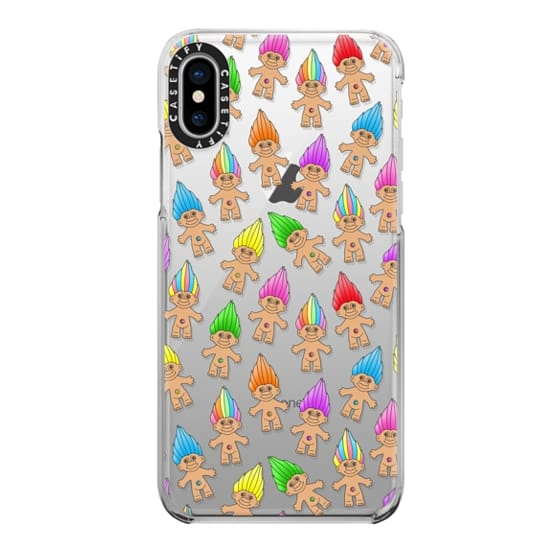 iPhone X Cases - Troll Magic