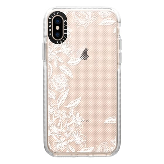 iPhone XS Cases - Floral