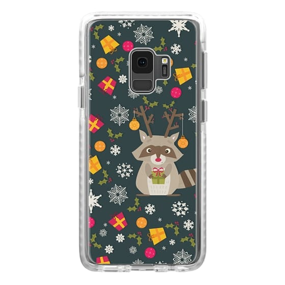 Samsung Galaxy S9 Cases - Rudolph