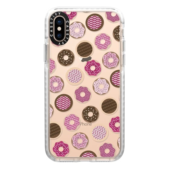 iPhone XS Cases - Donuts - SM