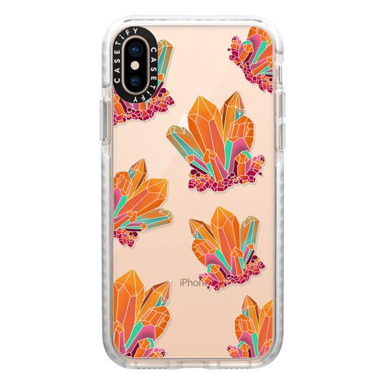 iPhone XS Cases - Gems