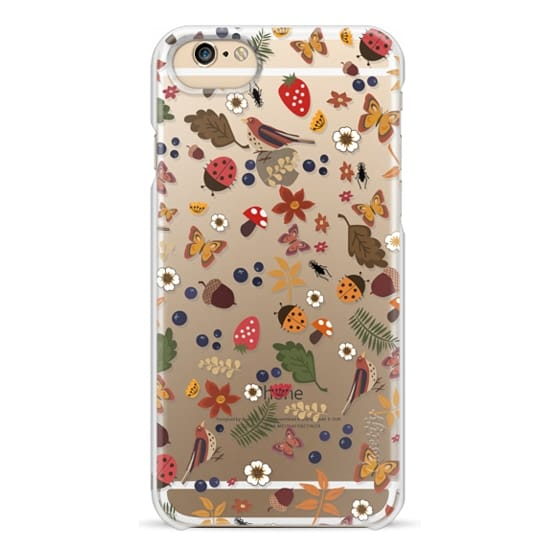 iPhone 6s Cases - Botanical