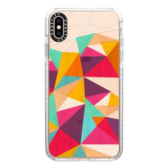 iPhone XS Max Cases - Ghost diamond