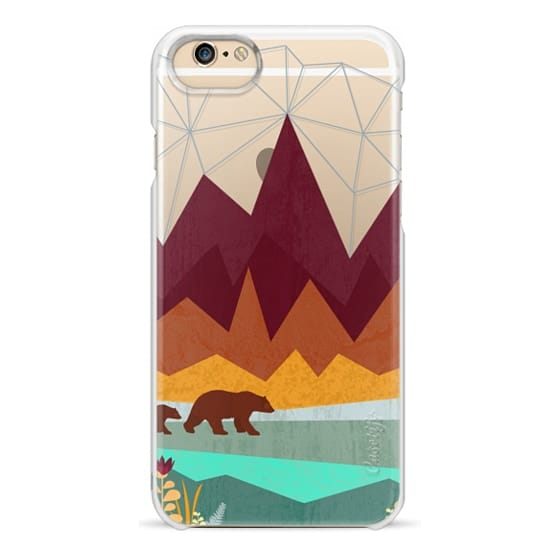 iPhone 6 Cases - Peak - Ghost