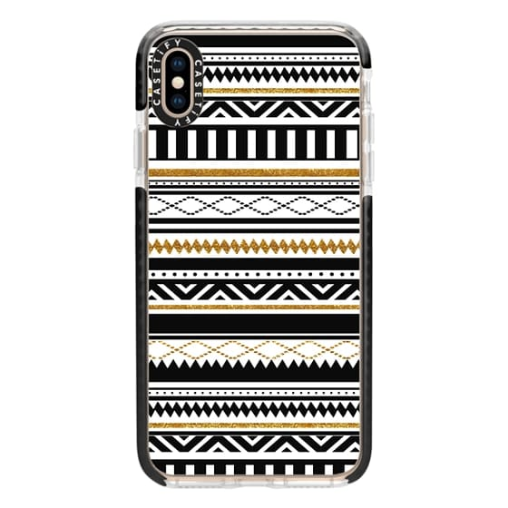 iPhone XS Max Cases - Aztec