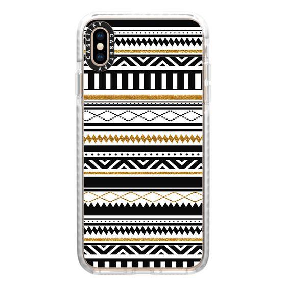 iPhone XS Max Cases - Aztec