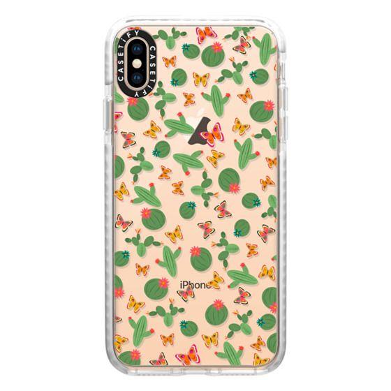 iPhone XS Max Cases - Cactus - ghost